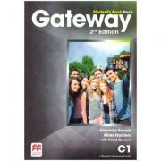 Gateway Student's Book Pack, 2nd Edition, C1 - Amanda French, Miles Hordern, David Spencer