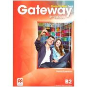 Gateway Student's Book Pack 2nd Edition - B2 - David Spencer