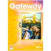 Gateway Student's Book Premium Pack, 2nd Edition, A1+ - David Spencer