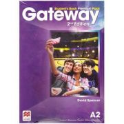 Gateway Student's Book Premium Pack, 2nd Edition, A2 - David Spencer