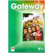 Gateway Student's Book Premium Pack, 2nd Edition, B1+ - David Spencer