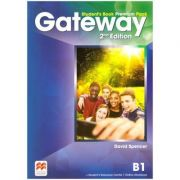 Gateway Student's Book Premium Pack, 2nd Edition, B1 - David Spencer