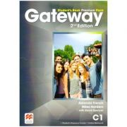 Gateway Student's Book Premium Pack, 2nd Edition, C1 - Amanda French, Miles Hordern, David Spencer