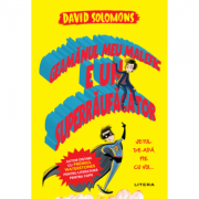 Geamanul meu malefic e un superraufacator - David Solomons