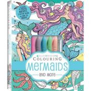 Kaleidoscope Colouring. Mermaids and More