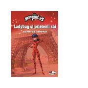 Ladybug si prietenii sai. Carte de colorat