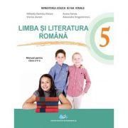 Limba si literatura romana Manual pentru clasa a V-a. Contine CD - Mihaela Daniela Cirstea, Ileana Sanda, Viorica Avram, Alexandra Dragomirescu