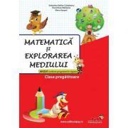 Matematica si explorarea mediului, clasa pregatitoare - Valentina Stefan-Caradeanu