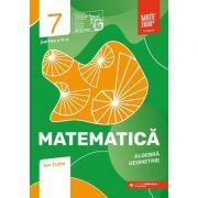 Matematica. Algebra, geometrie. Caiet de lucru. Clasa a VII-a. Initiere. Partea a II-a - Ion Tudor