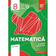Matematica. Algebra, geometrie. Caiet de lucru. Clasa a VIII-a. Initiere. Partea a II-a - Ion Tudor
