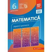 Matematica. Algebra, geometrie. Clasa a VI-a. Consolidare. Partea a II-a - Dan Zaharia, Maria Zaharia
