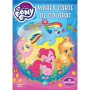 My Little Pony. Marea carte de colorat