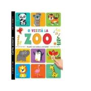O vizita la zoo. Carte sonora