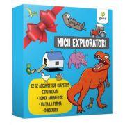 Pachet Micii Exploratori 2