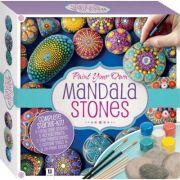 Paint Your Own Mandala Stones