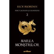 Percy Jackson si Olimpienii (#2). Marea Monstrilor - Rick Riordan