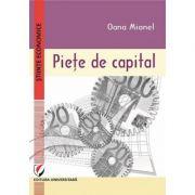 Piete de capital - Oana Mionel