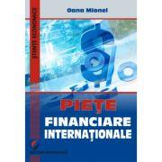 Pietele financiare internationale - Oana Mionel
