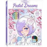 Pop Colour Pastel Dreams