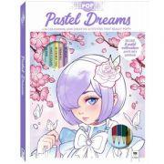 Pop Colour Pastel Dreams
