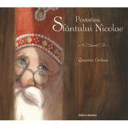 Povestea Sfantului Nicolae - Quentin Greban
