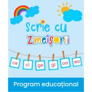 Scrie cu zmeisorii. Program educational - Alexandra Vorobjeff, Bianca Biro, Diana Porumboiu