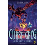 The Curse of Greg - Chris Rylander