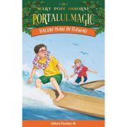 Valuri mari in Hawaii. Portalul Magic nr. 24 - Mary Pope Osborne