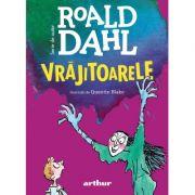 Vrajitoarele. Format mare - Roald Dahl
