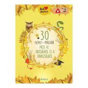 30 nemet-magyar mese az okossagrol es a ravaszsagrol. 30 de povesti despre istetime si viclenie