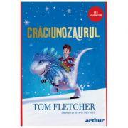 Craciunozaurul. Paperback - Tom Fletcher