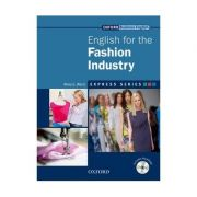 English for the Fashion Industry. Student Book and MultiROM Pack - Mary E. Word