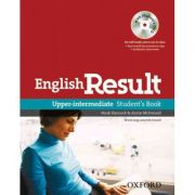 English Result Upper-Intermediate Students Book with DVD Pack - Mark Hancock