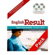 English Result Upper-Intermediate Teachers Resource Pack with DVD and Photocopiable Materials Book - Mark Hancock