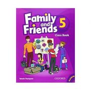 Family and Friends 5 Class Book and MultiROM Pack - Tamzin Thompson