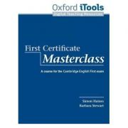 First Certificate Masterclass, New Edition iTools DVD-ROM - Simon Haines