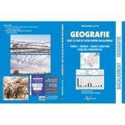 Geografie. Caiet cu fise de lucru pentru bacalaureat - Gheorghe Matei