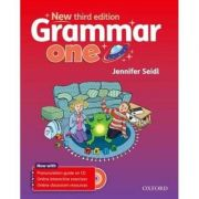 Grammar One Students Book with Audio CD. Editia a III-a - Jennifer Seidl
