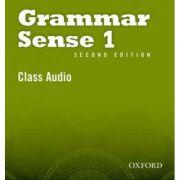 Grammar Sense 1. Class CD. Editia a II-a - Susan Kesner