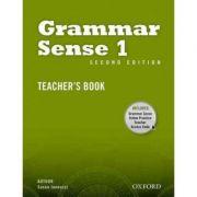 Grammar Sense 1. Teachers Book Pack. Editia a II-a - Susan Iannuzzi