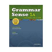 Grammar Sense 1 A. Student Pack. Editia a II-a - Cheryl Pavlik