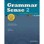 Grammar Sense 2. Student Book Pack. Editia a II-a - Cheryl Pavlik