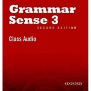 Grammar Sense 3. Second Edition. Class CD (2) - Susan Kesner
