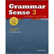 Grammar Sense 3. Student Book Pack. Editia a II-a - Susan Kesner