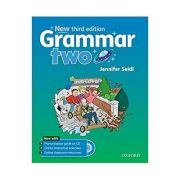 Grammar Two Students Book with Audio CD. Editia a III-a - Jennifer Seidl