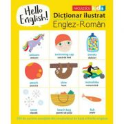 Hello English! Dictionar ilustrat - Sam Hutchinson