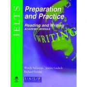 IELTS Preparation an Practice: Reading and Writing Academic Module - Wendy Sahanaya