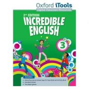Incredible English 3. 2nd Edition. iTools DVD-ROM - Sarah Phillips