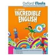 Incredible English 4. 2nd Edition. iTools DVD-ROM - Sarah Phillips