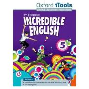 Incredible English 5. 2nd Edition. iTools DVD-ROM - Sarah Phillips